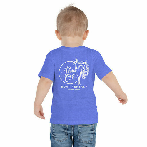 Float On Classic Toddler Tee