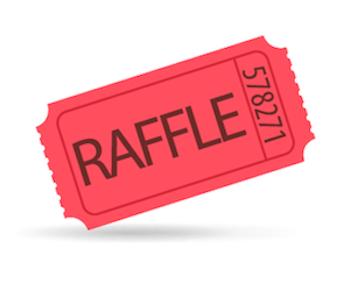 Charity Raffle Tickets