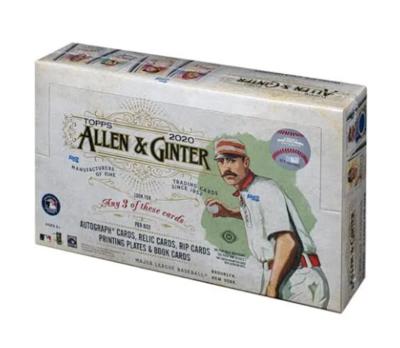 2020 Topps Allen & Ginter Hobby Box
