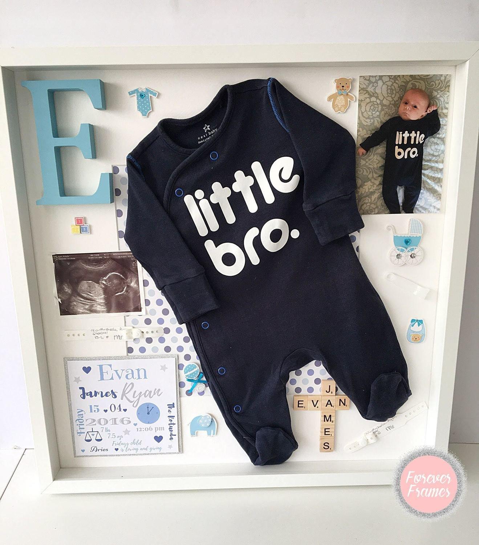 Baby Keepsake Frame