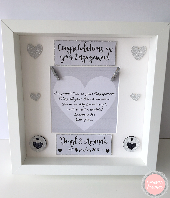 Engagement Graphics Photo Frame