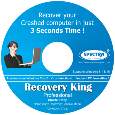 Spectra Recovery King Professional               (3 Months Edition)