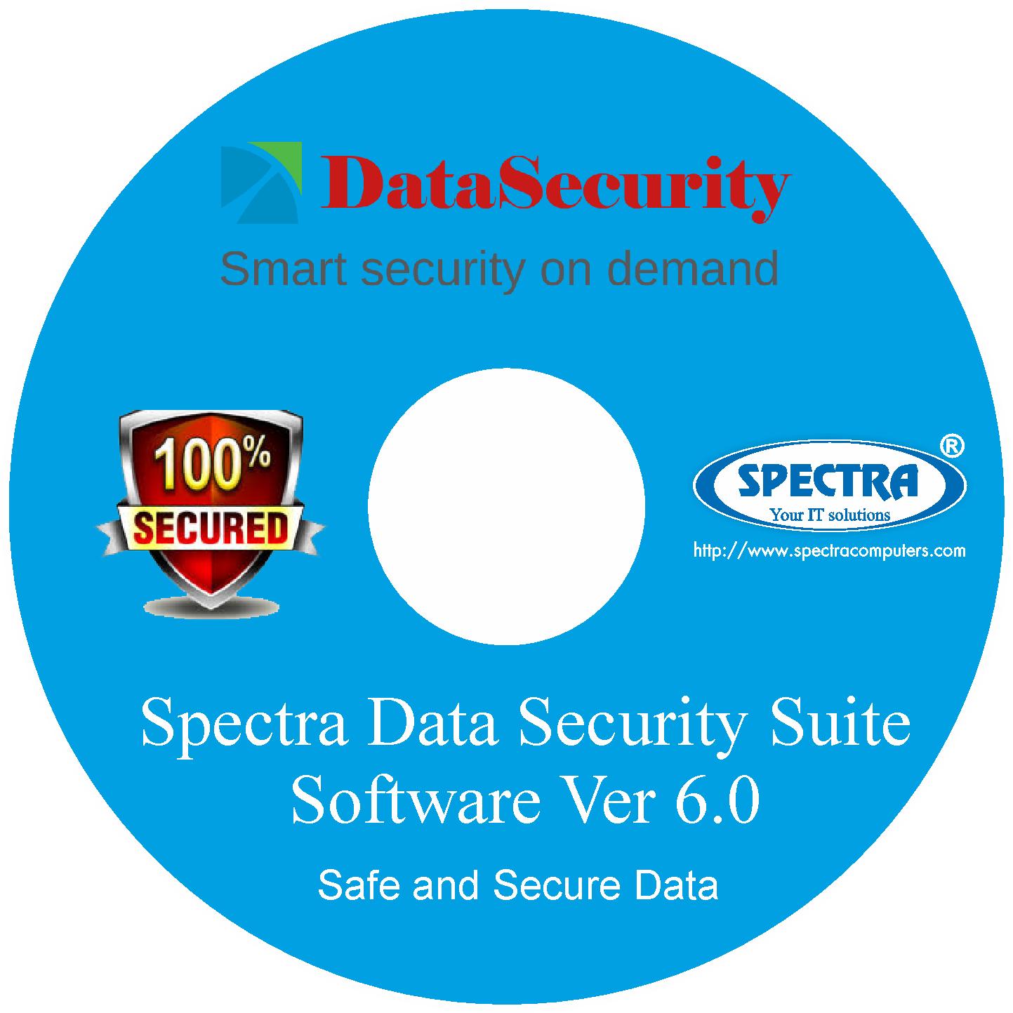 Spectra Data Security Suite (Lifetime Edition)