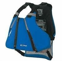 Onyx Paddle Vest Blue/ Black