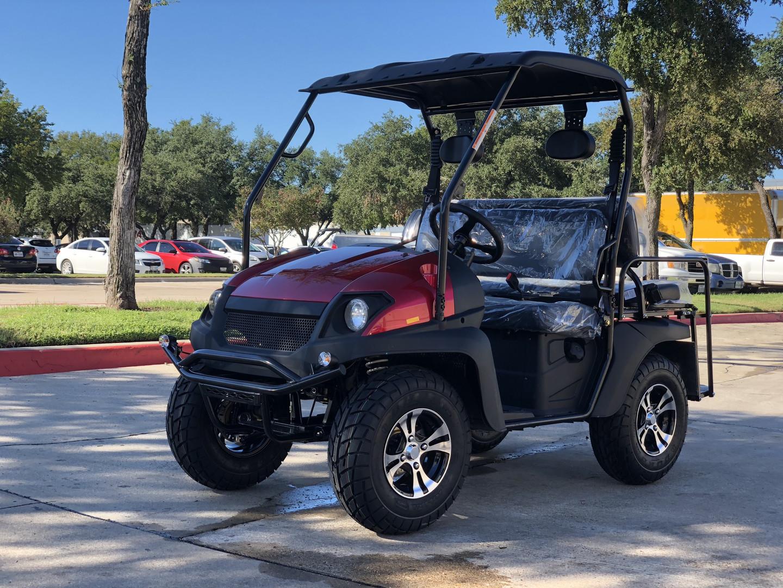 Cazador 200 EFI  UTV Golf Carts