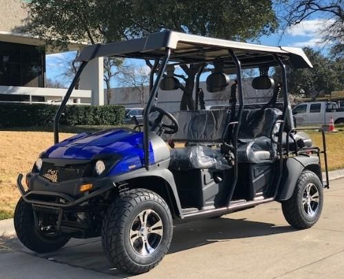 Bighorn Golf Carts 6 Seater450CC