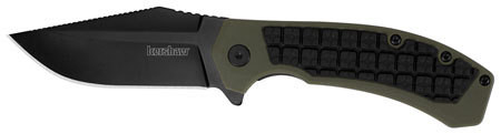 Kershaw Fultline Black Oxide / Rubber 8760