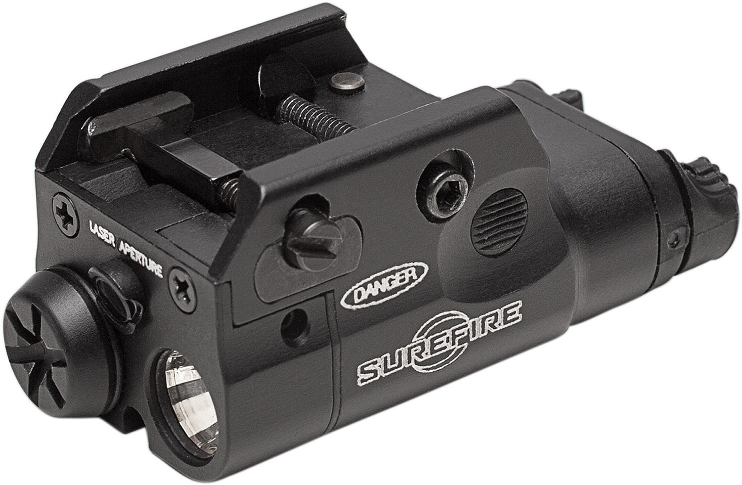 Surefire Weapons Light XC2-A and Laser