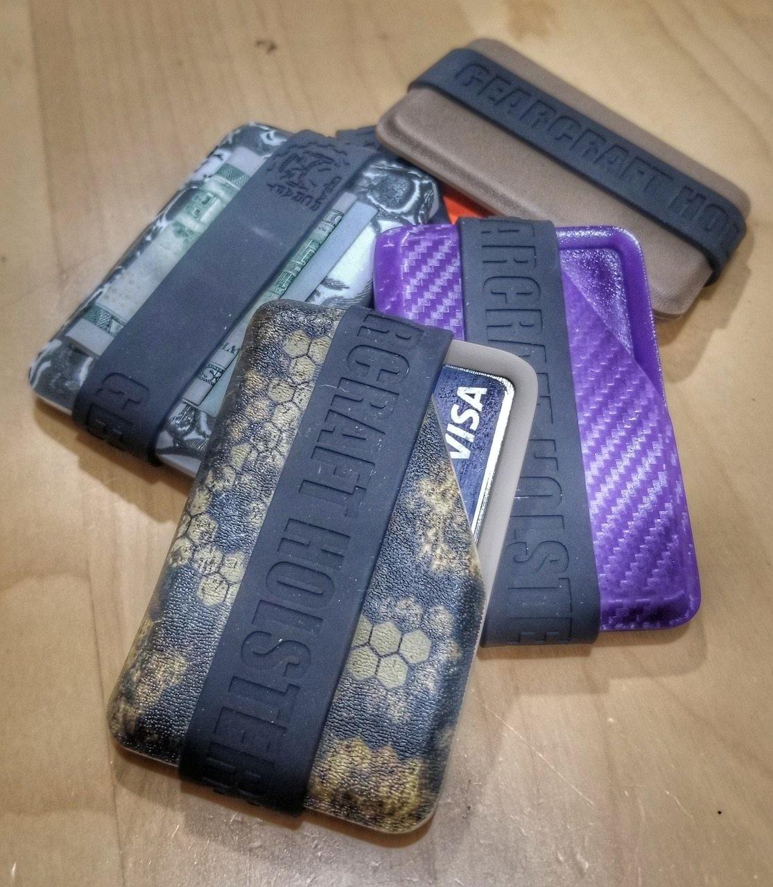 Gear Craft Wallets