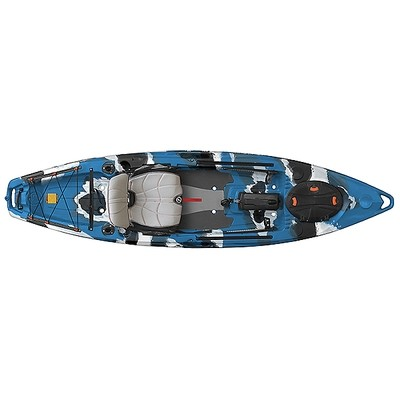 FeelFree Lure 11.5 Blue Camo **** Store pickup only No Shipping ****