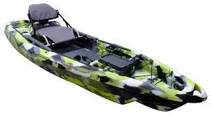 3 Waters Big Fish 120 Green Camo