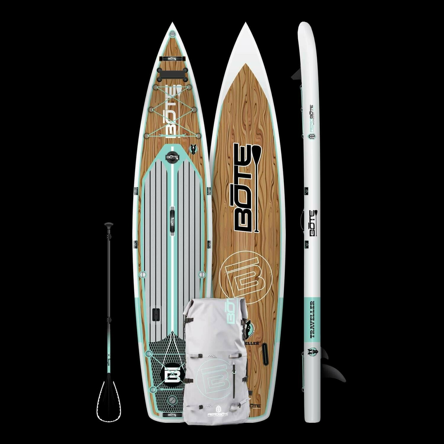 """Bote Aero Traveller Classic 12'6"""" **** NO SHIPPING STORE PICKUP ONLY ********"""