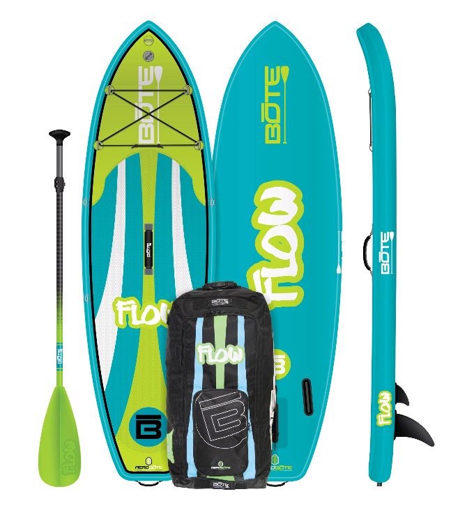 Bote Aero Flow Kids Inflatable SUP Kit  **** NO SHIPPING STORE PICKUP ONLY ********