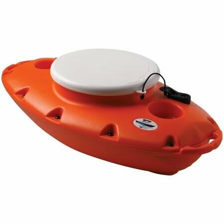 Creek Cooler Pup Orange 15