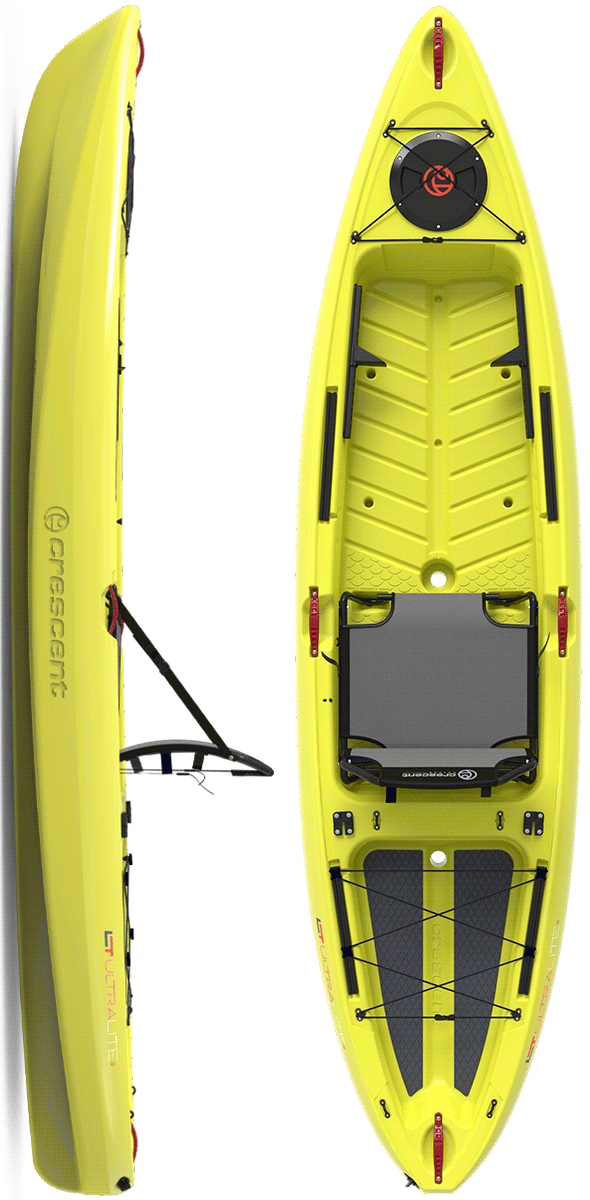 Crescent Ultralite 10.2 Citron ******Store pickup only No Shipping ****