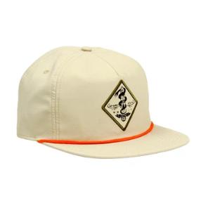Bote Tan Board Hat Flat Brim
