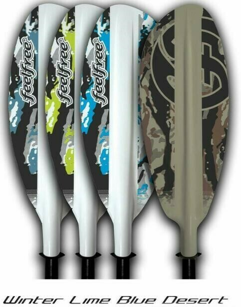 Feel Free 260 Cm Day Tourer Paddle Winter Camo