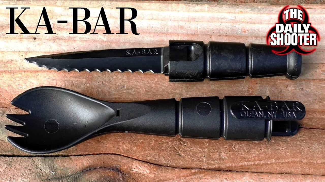 Ka -bar Spork/knife