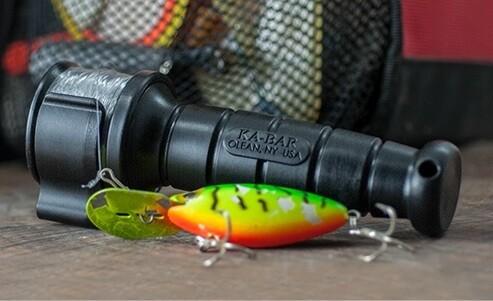 Kabar Backpack Kaster Fishing Kit Black