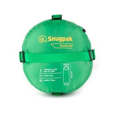 Snugpak Nautilus Emerald Green