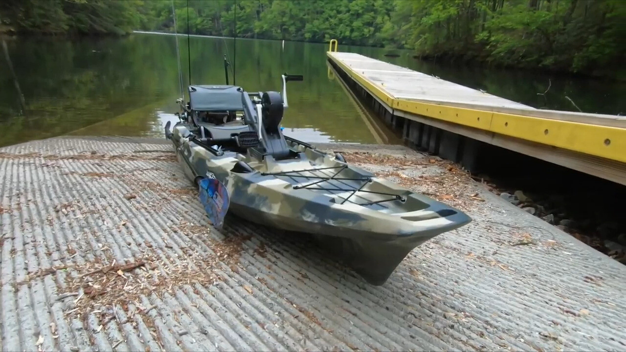 Seastream Angler Pd