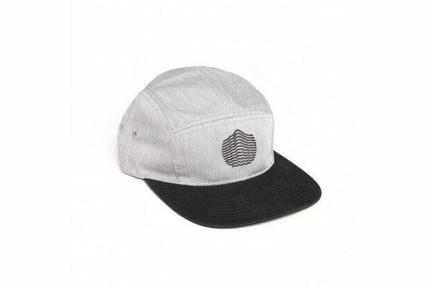 Eno Camper Hat Grey / Black