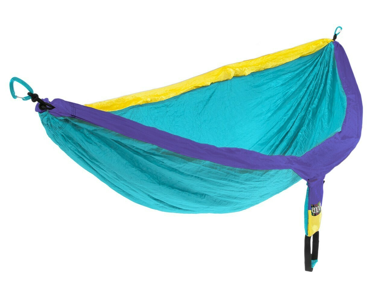 Eno DoubleNest Hammock Retro Tri Version 2