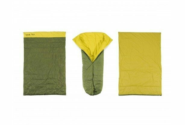 Eno Spark Top Quilt  Charcoal/Red