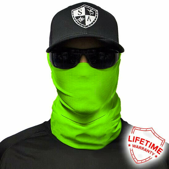 Appout Face Shield  Safety Green