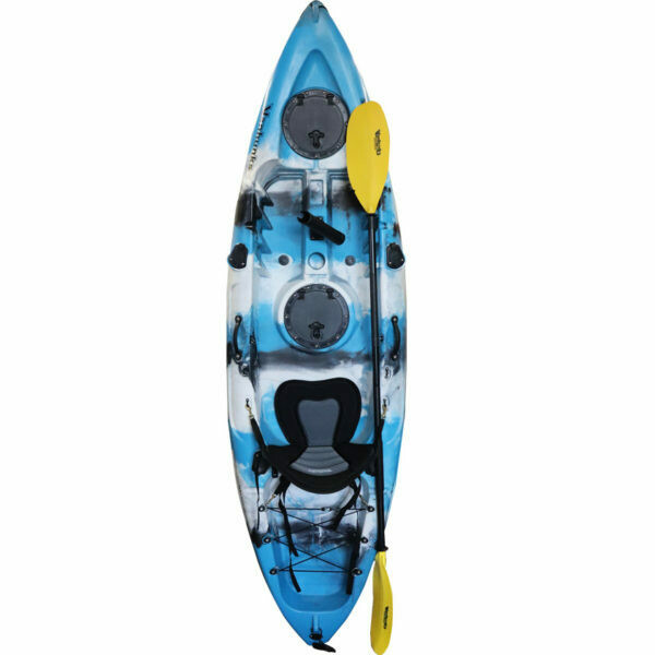 Appoutga  90 Whale Runner sit on top Kayak  no shipping store pickup only