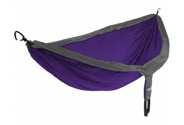 Eno Double Nest Purple/charcoal