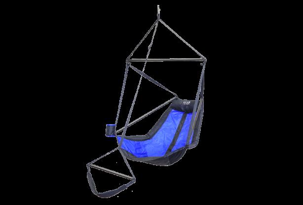 Eno Lounger Hanging Chair Royal Charcoal