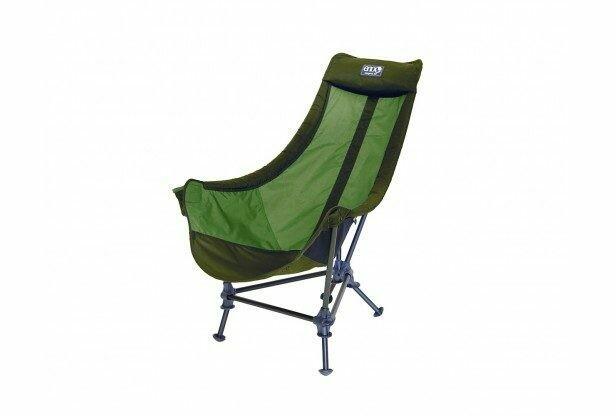 Eno Lounger DL Chair Olive Lime