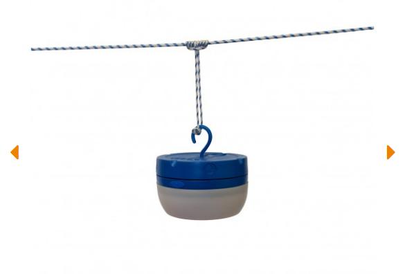Eno Moonshine Hammock Lantern Blue