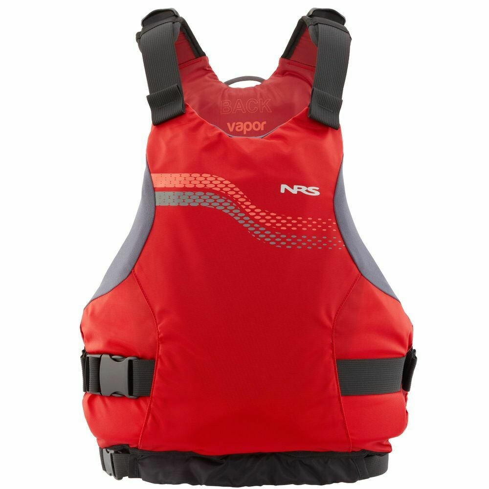 NRS VAPOR PADDLE VEST (RED) XL/XXL