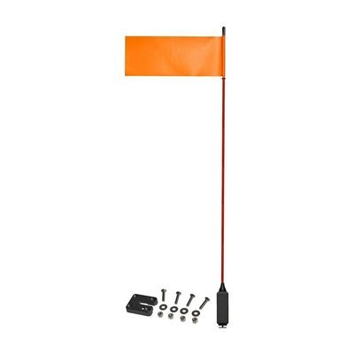 Yak Attack VISIFlag, Includes Mighty Mount for Gear Track Systems