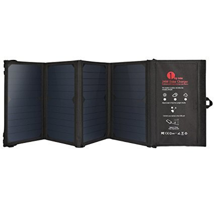 24w Foldable Solar Charger