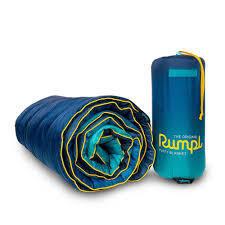 Rumpl The Original faded Puffy Blanket Ocean Fade
