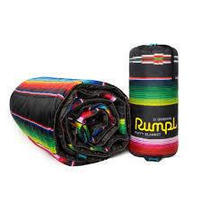 Rumpl The Original Printed Puffy Blanket El Puffy