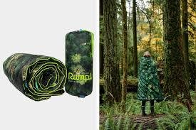Rumpl The Original Puffy Blanket Old Growth