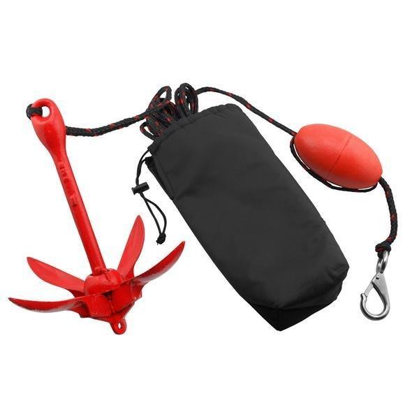Vibe 3# Folding Anchor Kit