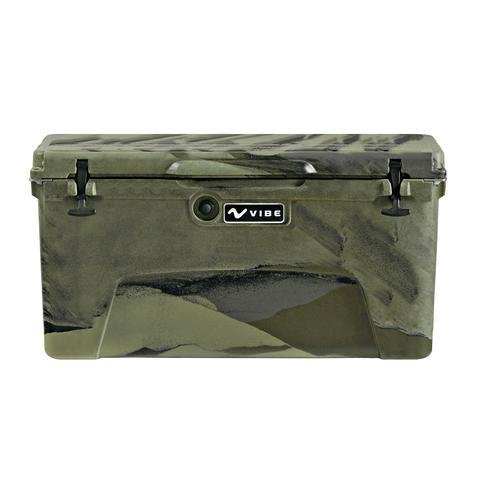 Vibe Element 75 Cooler Hunter Green Camo