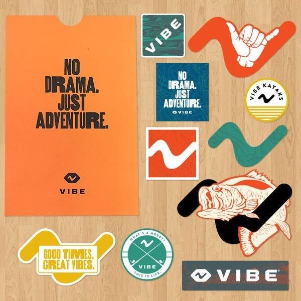 Vibe Stickers