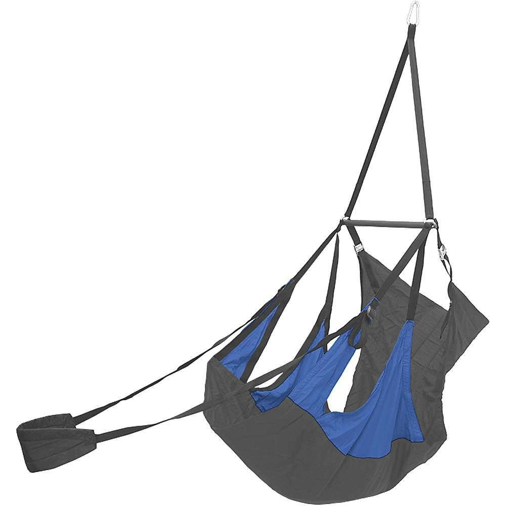 Eno Air Pod Hanging Chair  Blue/Charcoal