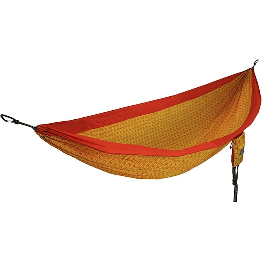 Eno Double Nest Hammock Flower of Life  Yellow/orange