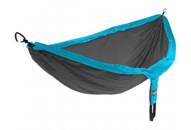 eno-double-nest-hammock-powder-blue-navy teal/charcoal