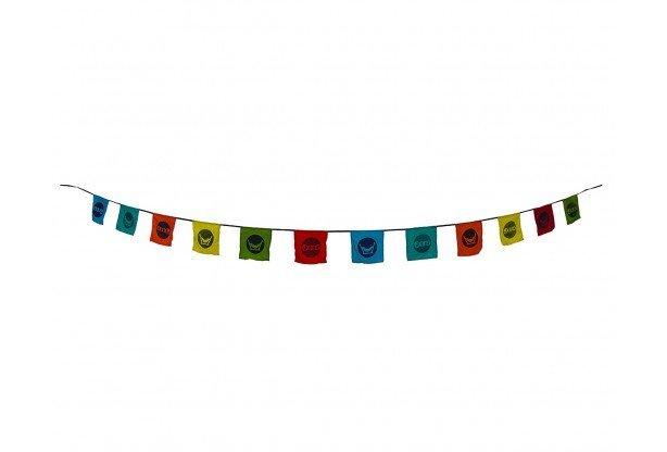 Eno Festy Flags Multi-color