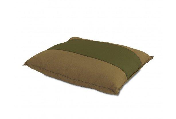 Eno Para Pillow green/kahki