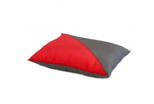 Eno Para Pillow red/charcoal
