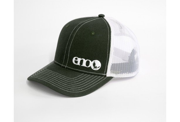 Eno Trucker Cap Forest/White